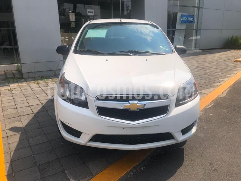 Chevrolet Aveo LT Aut usado (2018) color Blanco precio $142,900