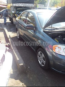 Chevrolet Aveo Paq M usado (2009) color Gris Urbano precio $78,000