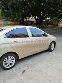 Chevrolet Aveo LT Aut usado (2018) color Champagne precio $175,000