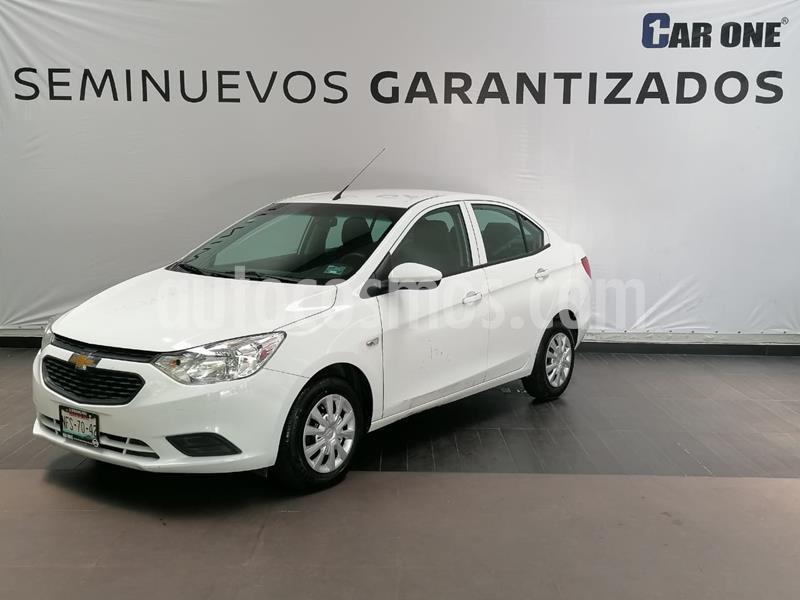 Chevrolet Aveo LS Aa radio (Nuevo) usado (2018) color Blanco precio $139,900