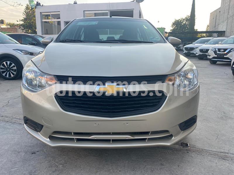 Foto Chevrolet Aveo LS usado (2018) color Bronce precio $150,000