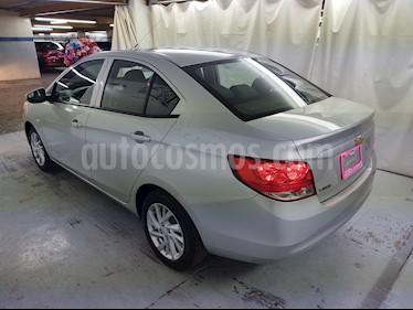 Chevrolet Aveo LT  usado (2019) color Plata Brillante precio $135,000