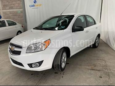 Chevrolet Aveo LTZ Aut (Nuevo) usado (2017) color Blanco precio $133,900