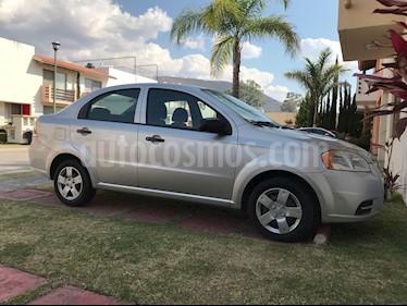 Chevrolet Aveo Paq C usado (2010) color Plata precio $75,000