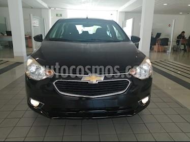 Chevrolet Aveo LTZ Aut usado (2018) color Negro precio $177,900