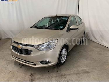 Chevrolet Aveo 4p LTZ L4/1.5 Aut usado (2018) color Dorado precio $157,800