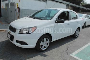 Chevrolet Aveo LS Aut usado (2016) color Blanco precio $129,000