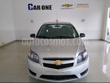 Chevrolet Aveo LT Aut usado (2017) color Plata precio $158,800