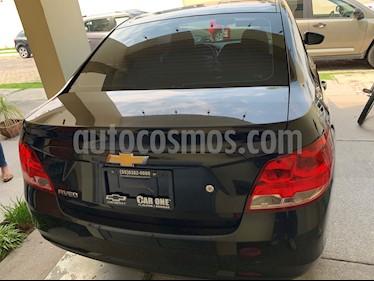 Chevrolet Aveo LT Bolsas de Aire y ABS (Nuevo) usado (2019) color Negro Grafito precio $148,000