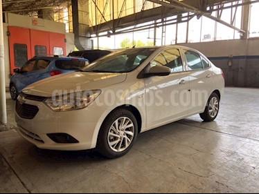 Chevrolet Aveo LS Aut usado (2020) color Blanco precio $199,000