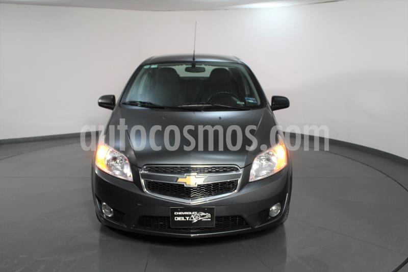 Chevrolet Aveo LTZ usado (2018) color Gris precio $149,900