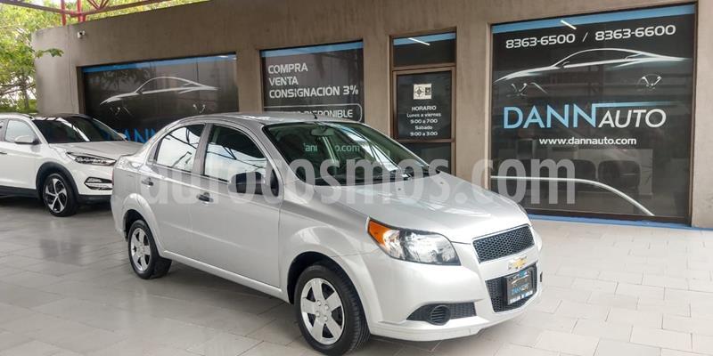 Chevrolet Aveo LT Aut usado (2017) color Plata Dorado precio $139,000