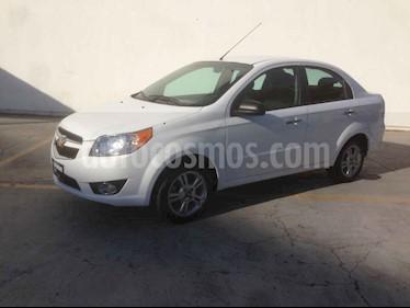 Foto Chevrolet Aveo LTZ Aut (Nuevo) usado (2018) color Blanco precio $129,800