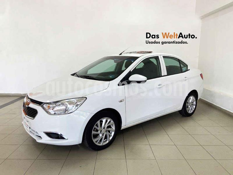 Chevrolet Aveo LTZ usado (2018) color Blanco precio $169,995