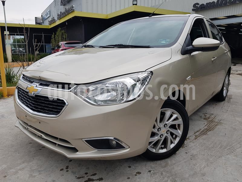 Foto Chevrolet Aveo LTZ (Nuevo) usado (2018) color Bronce precio $175,000