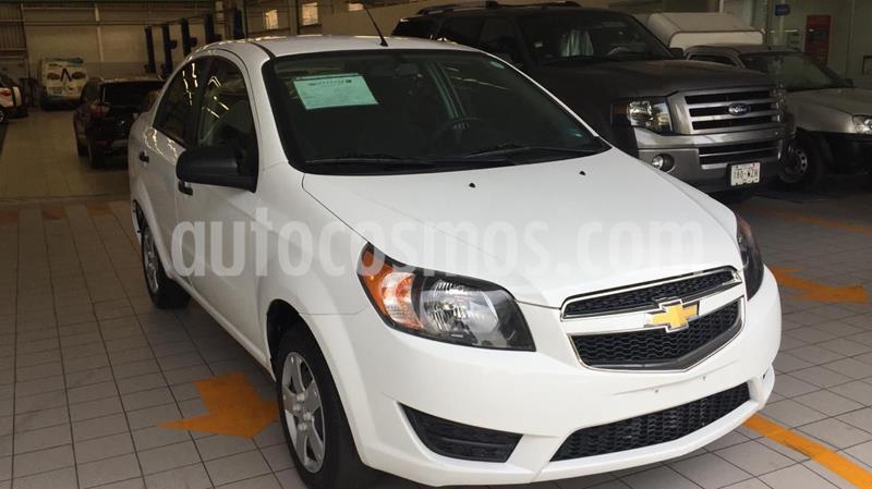 Chevrolet Aveo LS Aa usado (2018) color Blanco precio $142,000
