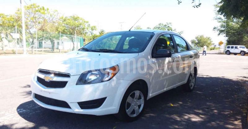 Chevrolet Aveo LT Aut usado (2018) color Blanco precio $121,500