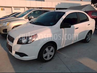 Chevrolet Aveo LT Bolsas de Aire y ABS (Nuevo) usado (2017) color Blanco precio $155,000