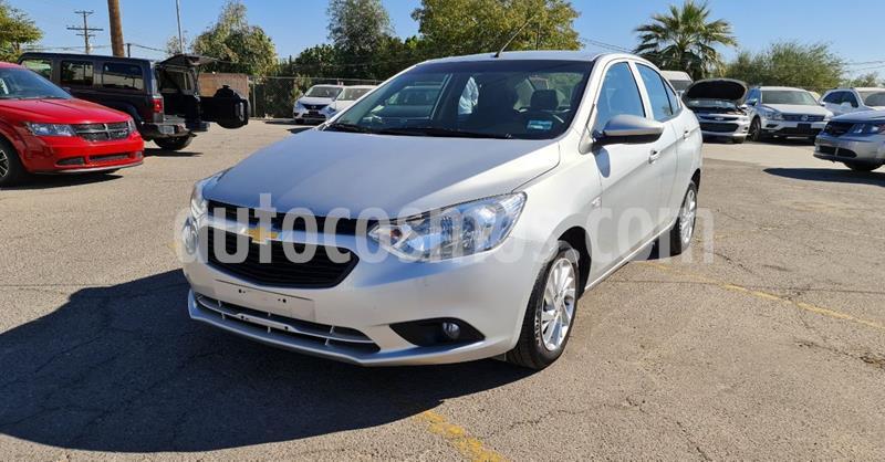Chevrolet Aveo LT Aut usado (2020) color Plata Dorado precio $174,900