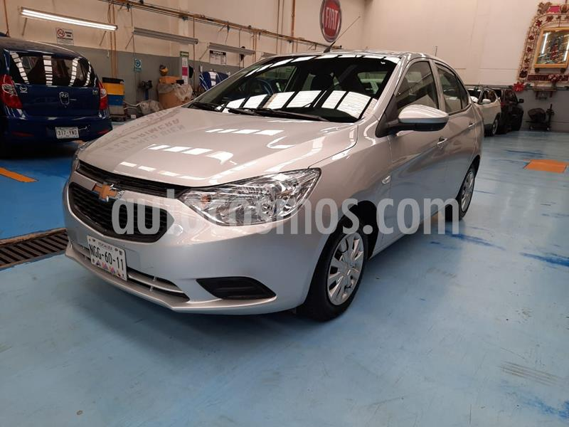 Foto Chevrolet Aveo LS usado (2019) color Plata Dorado precio $165,000