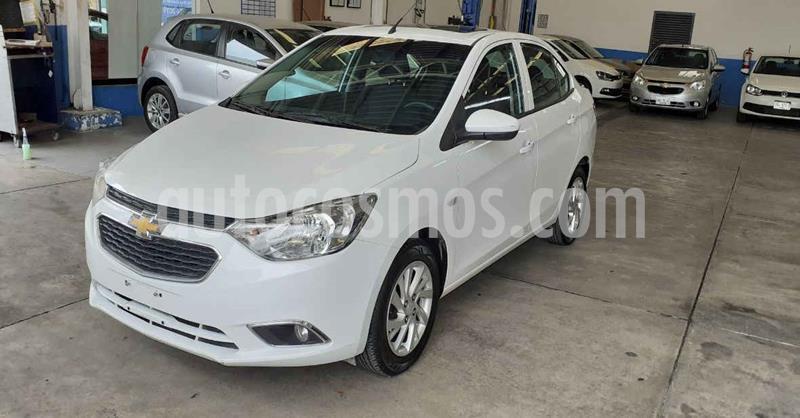 Chevrolet Aveo LTZ Aut usado (2018) color Blanco precio $135,900