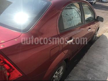 Foto venta Auto usado Chevrolet Aveo Paq B (2012) color Rojo Merlot precio $75,000