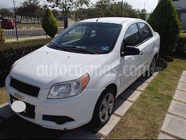 Foto venta Auto Seminuevo Chevrolet Aveo Paq B (2012) color Blanco precio $81,500