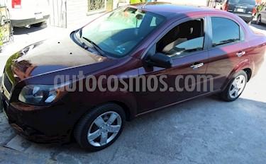 Chevrolet Aveo Paq B usado (2014) color Marron precio $103,000