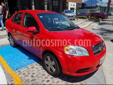 Foto Chevrolet Aveo Paq C usado (2009) color Rojo precio $85,000