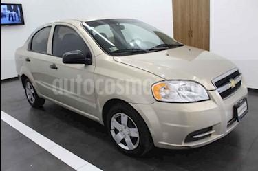 Foto venta Auto usado Chevrolet Aveo Paq C (2011) color Dorado precio $89,000