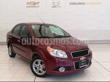 Foto venta Auto usado Chevrolet Aveo Paq D (2015) color Rojo precio $125,000