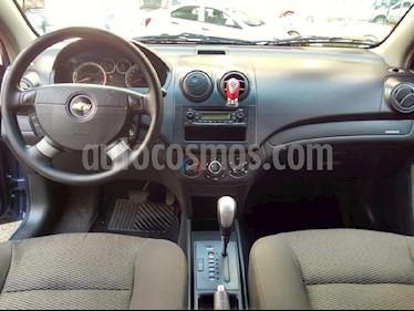 Foto venta Auto Seminuevo Chevrolet Aveo Paq D (2012) color Azul precio $105,000