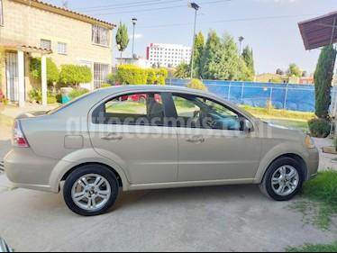 Foto venta Auto usado Chevrolet Aveo Paq E (2011) color Dorado precio $79,000