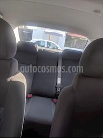 Chevrolet Aveo Paq E usado (2015) color Gris Platino precio $110,000