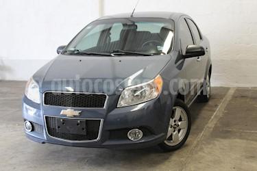 Foto venta Auto usado Chevrolet Aveo Paq E (2012) color Azul precio $115,000