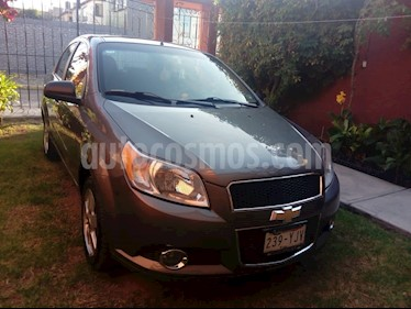 Foto Chevrolet Aveo Paq E usado (2012) color Gris Tormenta precio $95,000