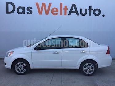 Foto venta Auto usado Chevrolet Aveo Paq E (2017) color Blanco precio $186,000
