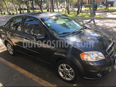 Foto venta Auto usado Chevrolet Aveo Paq E (2011) color Gris Oxford precio $84,000