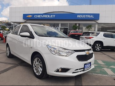 Foto Chevrolet Aveo Paq E usado (2018) color Blanco precio $192,000