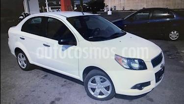 Foto venta Auto usado Chevrolet Aveo Paq E (2014) color Blanco precio $99,000