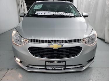 Foto venta Auto usado Chevrolet Aveo Paq F (2018) color Plata precio $184,900