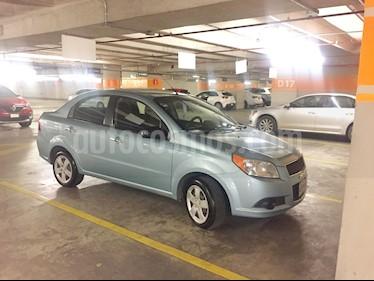 Foto venta Auto Seminuevo Chevrolet Aveo Paq G (2012) color Azul Claro precio $83,000