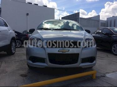 Foto venta Auto Seminuevo Chevrolet Aveo PAQ J LS (2016) color Plata Brillante precio $140,000