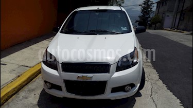 Foto Chevrolet Aveo Paq M usado (2012) color Blanco precio $85,000