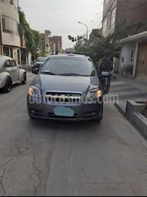 Chevrolet Aveo 1.4L usado (2012) color Gris precio u$s6,400