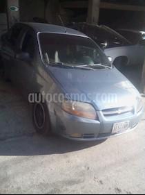Foto venta carro Usado Chevrolet Aveo Sedan 1.6 AA Mec (2009) color Gris precio u$s2.800