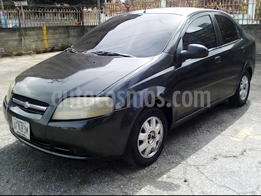 Foto venta carro usado Chevrolet Aveo Sedan 1.6 AT (2006) color Gris precio BoF2.000