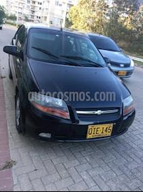foto Chevrolet Aveo sedan 1.600 Aire usado (2010) color Negro precio $16.500.000