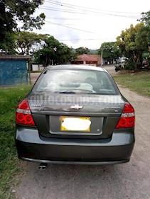 Foto venta Carro usado Chevrolet Aveo sedan 1.600 Aire (2008) color Gris precio $16.500.000