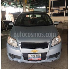 Chevrolet Aveo 1.6 usado (2011) color Azul precio u$s4.000
